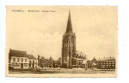 Tessenderloo - Marktplaats - Grande Place - Tessenderlo
