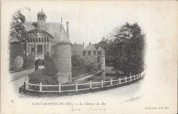 Saint-Martin-du-Bec - Le Château Du Bec - Bernay