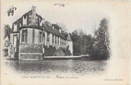 Saint-Martin-du-Bec - Château De Croixmare - Bernay