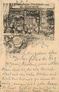 Wurzurg  : G  Gérock  Voyagée En 1896 - Autres