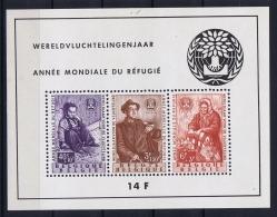 Belgium: OBP Block Nr 32 Postfrisch/neuf Sans Charniere /MNH/** 1960 - Blocks & Kleinbögen 1924-1960