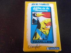 Jeu De 7 Familles - Fables De La Fontaine - Carte Da Gioco