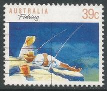 Australia. 1989 Sports. 39c Used SG 1179 - Used Stamps