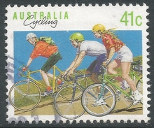 Australia. 1989 Sports. 41c Used SG 1180 - Used Stamps