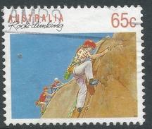 Australia. 1989 Sports. 65c Used SG 1186 - Used Stamps