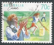Australia. 1989 Sports. 70c Used SG 1187 - Used Stamps