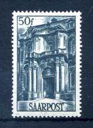 1948 SARRE N.243 MNH ** - 1947-56 Occupazione Alleata
