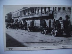 Pakistan Karachi Camel Cars Old - Pakistan