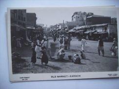 Pakistan Karachi Old Market - Pakistan