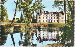 49. Pf. BAUGE. Château De Gresillon - Autres Communes
