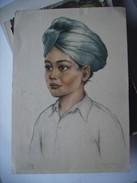 India A School Boy - India