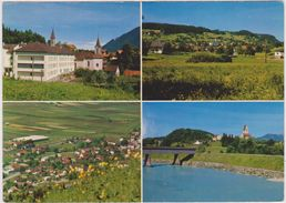 LIECHTENSTEIN,LICHTENSTEIN,NENDELN,BENDERN,MAUREN - Liechtenstein