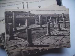 Algerije Alger Algérie Timgad Ruines Romaines Marché De L' Est - Algerije
