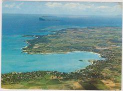 Ile Maurice,mauritius,ile Aux Cerfs,autrefois Ile De France,océan Indien,mascareignes,VUE AERIENNE - Cartes Postales