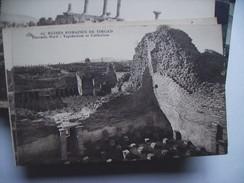 Algerije Alger Algérie Timgad Ruines Romaines Thermes Nord - Algerije