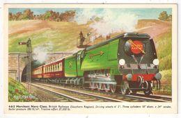 Golden Arrow - Merchant Navy Class, British Railways (Southern Region) - Eisenbahnen