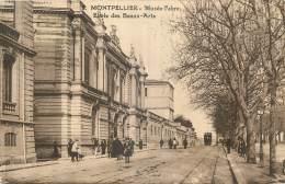 34 - MONTPELLIER - MUSEE FABRE - ECOLE DES BEAUX ARTS - Montpellier