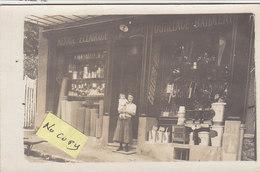 MEUDON : Devanture Du Quincailler DEDOITY Suerbe Carte Photo - Commerce - Meudon