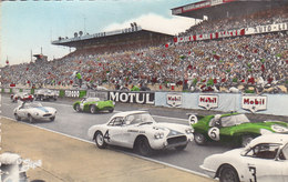 Le Départ Des 24 Heures Du Mans En 1962 - Format 9x14 - Le Mans