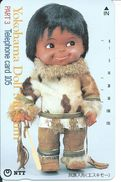 Poupée Doll  Jeu Games Jouet  Télécarte Phonecard (S. 190) - Jeux