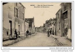 77 Mitry - Rue Mesnil-Amelot (belle Animation) - Mitry Mory