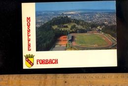 FORBACH Moselle 57 : Vue Aérienne Sur Le Terrain De Football Stade Foot Stadium Stadio - Forbach