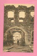 C.P. Latour = Ruines  Du  Château - Virton