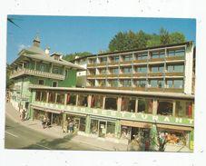 Cp , Hôtels & Restaurants , Hotel VIERJAHRESZEITEN , Allemagne , Berchtesgaden , Vierge - Hotels & Restaurants