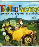 JOURNAL DE TOUTOU RTF ORTF 1967 N° Spécial 6bis - Livres, BD, Revues