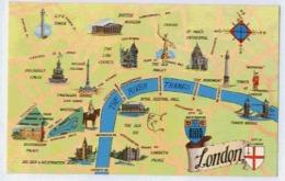 LONDON - Maps