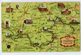 THE THAMES VALLEY - Maps