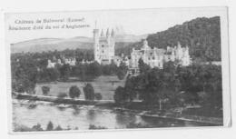 CHATEAU DE BALMORAL RESIDENCE D'ETE DU ROI D'ANGLETERRE  Format 7 X 13 Cm - Scotland