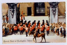Guards Band At  BUCKINGHAM PALACE - Buckingham Palace