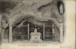 49 - MONTREUIL-SUR-MAINE - Grotte - France