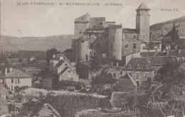 Salvagnac Carjac 46 - Château - Edition F. L. - Unclassified