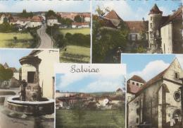 Salviac 46 - Vues Diverses - Edition Mys - Salviac