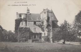 Le Lot Illustré 46 - Château De Blanat - Unclassified