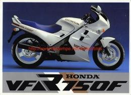 Honda VFR 750F Sticker - Motorfietsen