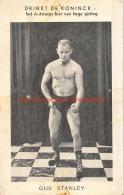 Gus Stanley - Boxe