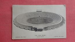 Yale Bowl Stadium      Ref-2615 - Cartes Postales