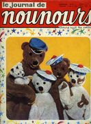 JOURNAL DE NOUNOURS RTF ORTF 1965 N° 5 - Livres, BD, Revues