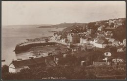 General View, St Mawes, Cornwall, C.1905 - Frith RP Postcard - Other