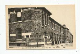 Cp , 94 , NOGENT SUR MARNE , Rue PAUL BERT , Les écoles - Schools