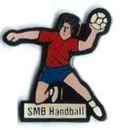 HANDBALL - H8 - SMB - Verso : SM - Pallamano