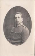 Fotokarte WK I, Junger SOLDAT, Format Ca. 14 X 8,8 Cm - 1914-18