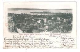 UNDIVIDED BACK 1902 POSTMARK SYDNEY FROM GENERAL POST OFFICE NSW AUSTRALIA UNUSUAL PUBLISHER - Sydney
