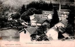 CPA Vue D' Ensemble De L' Usine Dorget, La Longine Code Postal 70310 France - Ohne Zuordnung