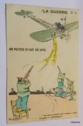 La Guerre N°4-Une Politesse En Vaut Une Autre - Humoristiques