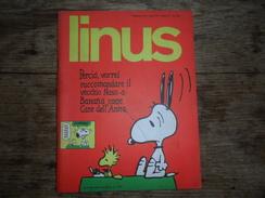 ANC. REVUE / ITALIEN / FUMETTI / LINUS  N° 2 / ANNO 10 / FEBBRAIO 1974 - Livres, BD, Revues