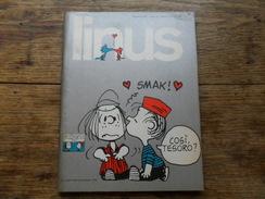 ANC. REVUE / ITALIEN / FUMETTI / LINUS  N° 12  / ANNO  8  /  DICEMBRE  1972 - Livres, BD, Revues